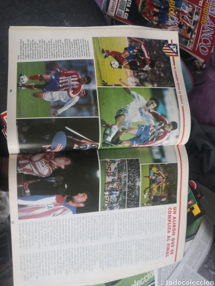 Coleccionismo deportivo: Don Balón N 1076, junio 1996,Especial Atlético de Madrid, At.,CAMPEÓN! con Póster intacto. - Foto 3 - 190842531