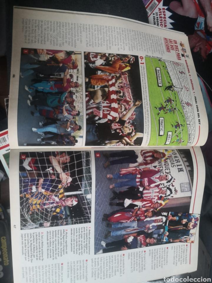 Coleccionismo deportivo: Don balón 1070(1),Abril 1996,Especial Atlético de Madrid, At., La Copa De Pantic. - Foto 2 - 190843397