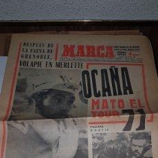 Coleccionismo deportivo: MARCA OCAÑA MATO EL TOUR DE FRANCIA 71. Lote 191035938