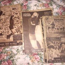 Coleccionismo deportivo: VIDA DEPORTIVA LOTE DE 100 NÚMEROS AÑOS 50 Y 60. Lote 191067632