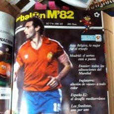 Coleccionismo deportivo: DON BALON M'82. Lote 191496487