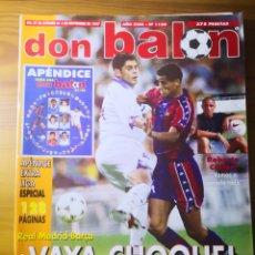 Coleccionismo deportivo: 1997 - DON BALÓN N°1150, ESPECIAL 128 PÁGINAS. Lote 191544405