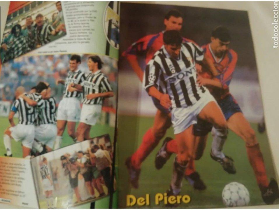Coleccionismo deportivo: Revista Eurosport fútbol internacional fútbol mundial número 11 - Foto 3 - 191741757
