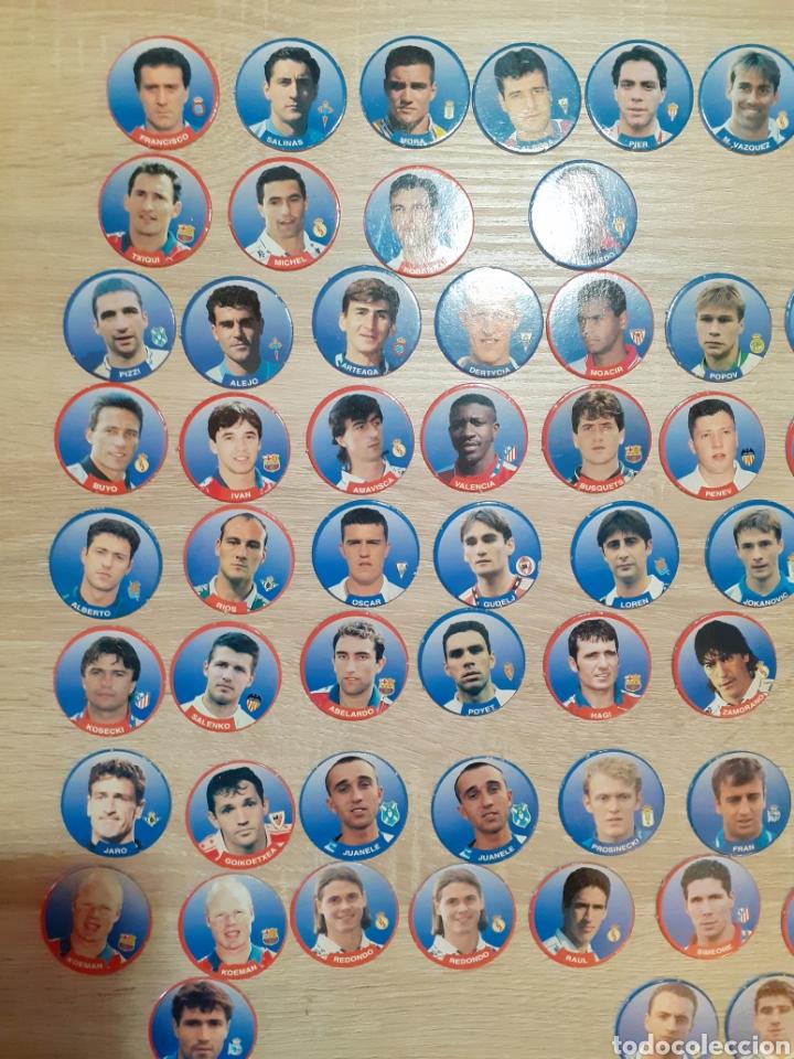 Coleccionismo deportivo: LOTE DE 80 TAZOS SPORT - Foto 7 - 191893245