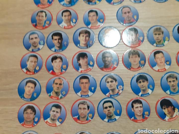 Coleccionismo deportivo: LOTE DE 80 TAZOS SPORT - Foto 10 - 191893245