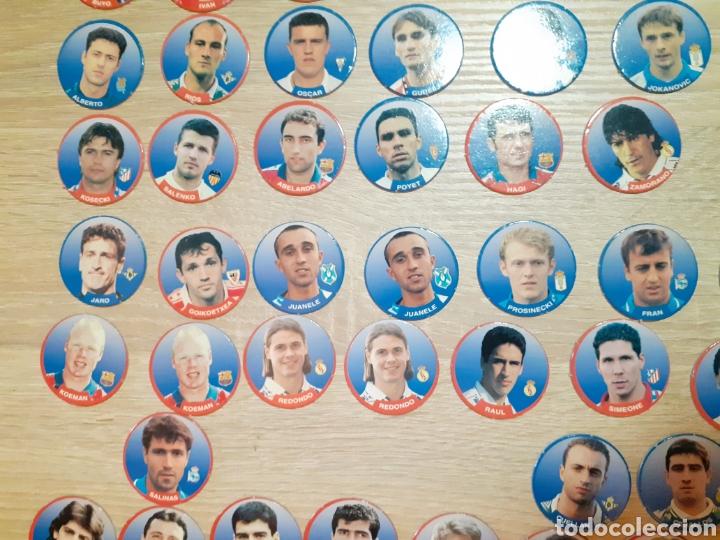 Coleccionismo deportivo: LOTE DE 80 TAZOS SPORT - Foto 11 - 191893245