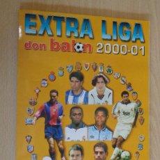Coleccionismo deportivo: DE KIOSKO. EXTRA Nº 52 LIGA DON BALÓN 2000 2001. Lote 191924986