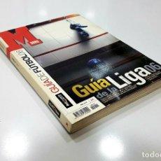 Coleccionismo deportivo: GUÍA MARCA DE LA LIGA 06 TEMPORADA 2005 2006 - GUÍA DE FUTBOL 06. MUNDIAL DE ALEMANIA 2006. Lote 218672343