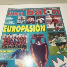 Coleccionismo deportivo: DON BALON Nº 1077 ESPECIAL EURO 1996. Lote 192407523