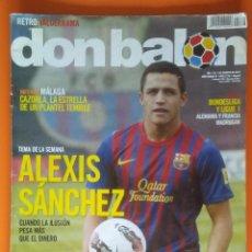 Coleccionismo deportivo: DON BALÓN Nº 1866 1 AL 7 DE AGOSTO DE 2011 CON POSTER. Lote 192451968