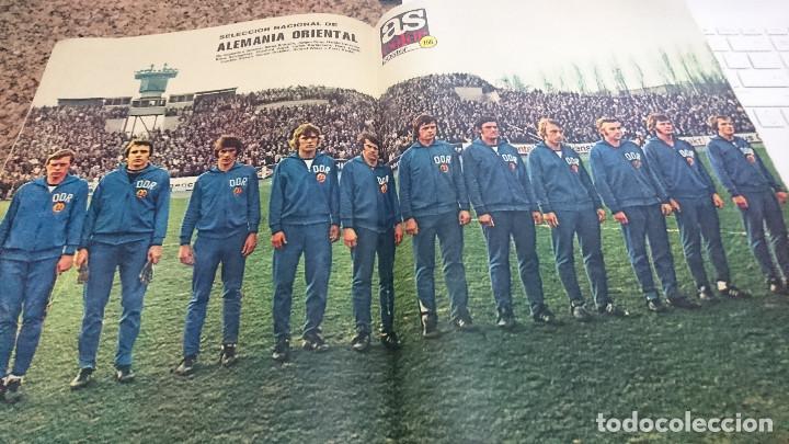 Coleccionismo deportivo: ANTIGUA REVISTA FUTBOL AS COLOR Nº 137 1 DE ENERO 1974 POSTER CENTRAL REAL ZARAGOZA - Foto 3 - 192485287