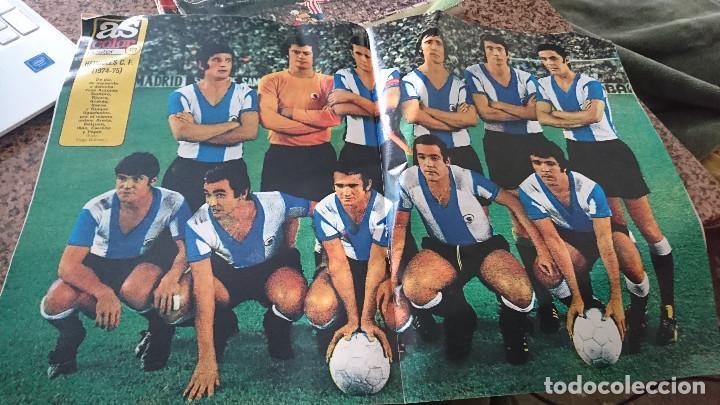 Coleccionismo deportivo: ANTIGUA REVISTA FUTBOL AS COLOR Nº 175 24 SEPTIEMBRE 1974 POSTER CENTRAL HERCULES C.F - Foto 3 - 192874395