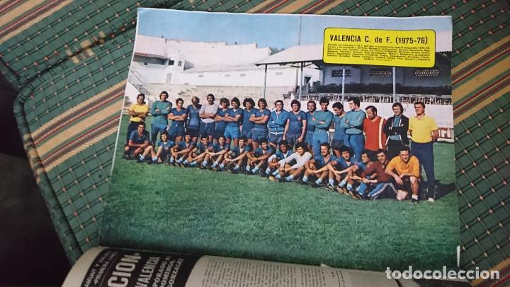 Coleccionismo deportivo: ANTIGUA REVISTA FUTBOL AS COLOR Nº 224 2 DE SEPTIEMBRE 1975 POSTER CENTRAL AMANCIO Y POSTER VALENCIA - Foto 4 - 193258680