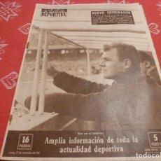 Coleccionismo deportivo: (LLL)VIDA DEPORTIVA Nº:846(27-11-61)BARÇA 3 ELCHE 2,KUBALA ENTRENADOR DEL BARÇA. Lote 193297638