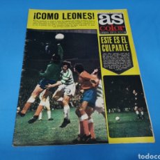 Coleccionismo deportivo: REVISTA AS COLOR NUM. 152 ¡COMO LEONES!. Lote 193557730