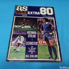 Coleccionismo deportivo: REVISTA AS COLOR NUM. 501. ARCONADA, STIELIKE Y SCHUSTER EN EL MEJOR EQUIPO MUNDIAL. Lote 193678391