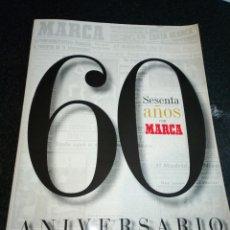 Coleccionismo deportivo: 22-DIARIO MARCA ESPECIAL 60 ANIVERSARIO 1998. Lote 193759411