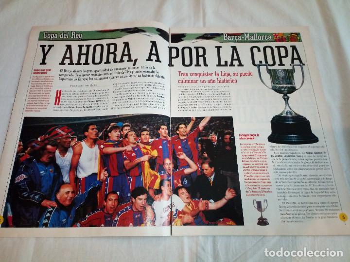 Coleccionismo deportivo: 19-REVISTA SPORT, viva la copa, 1997 - Foto 3 - 193759625