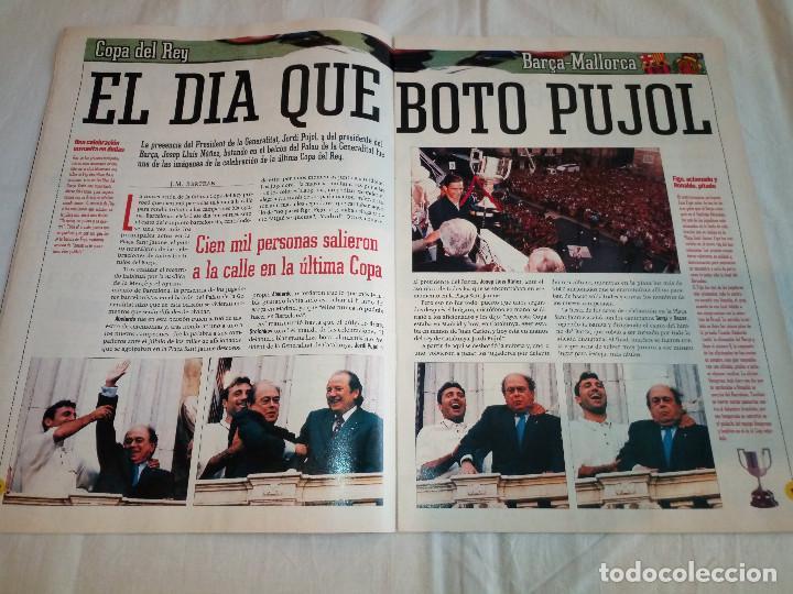 Coleccionismo deportivo: 19-REVISTA SPORT, viva la copa, 1997 - Foto 4 - 193759625
