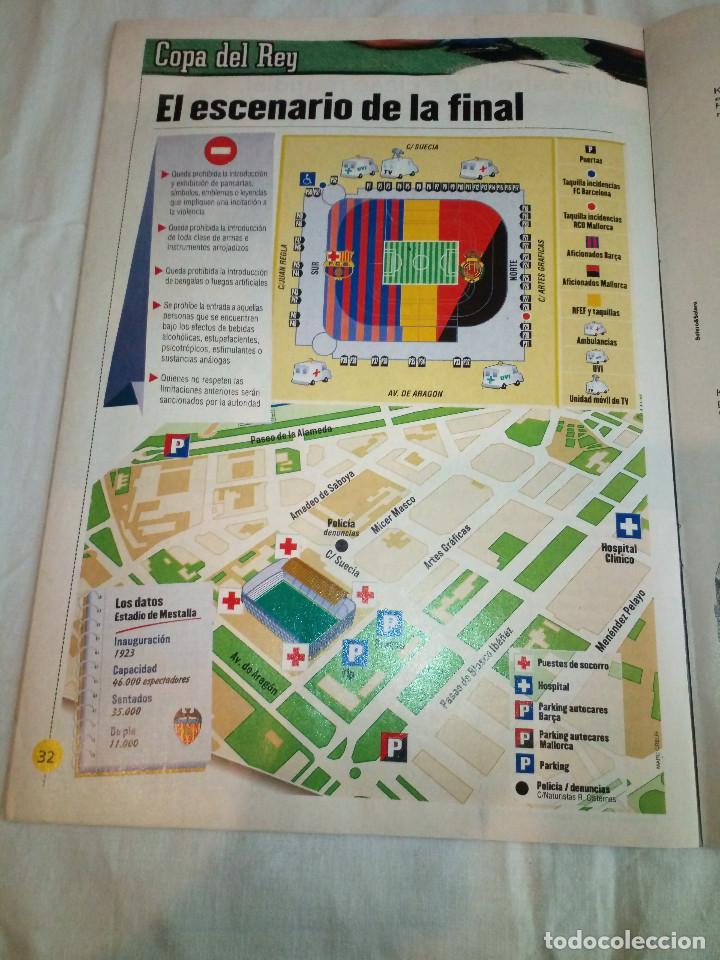 Coleccionismo deportivo: 19-REVISTA SPORT, viva la copa, 1997 - Foto 5 - 193759625