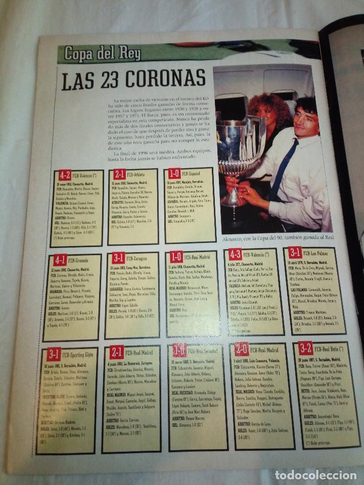 Coleccionismo deportivo: 19-REVISTA SPORT, viva la copa, 1997 - Foto 6 - 193759625