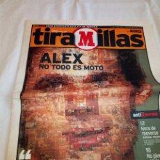 Coleccionismo deportivo: 7-TIRA MILLAS, DE MARCA, Nº 27, OCTUBRE 1999, COMPLETO. Lote 193760100