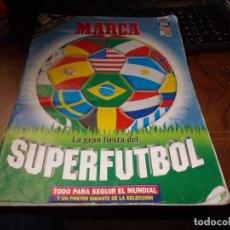 Coleccionismo deportivo: GUÍA MARCA USA 94, FALTAN LAS HOJAS DE LA 47 A LA 58. Lote 193874827