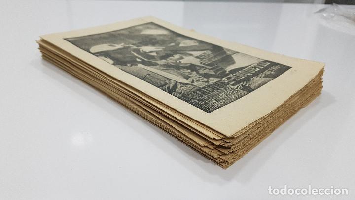 Coleccionismo deportivo: LOTE 50 números años 1963 y 1964 de: 40 DÍAS 40 ASES 40 BIOGRAFÍAS (Marca) intonsos - Foto 2 - 193906457