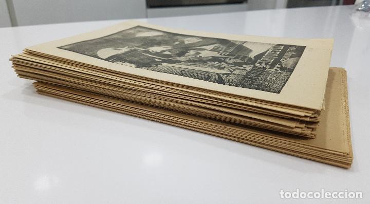 Coleccionismo deportivo: LOTE 50 números años 1963 y 1964 de: 40 DÍAS 40 ASES 40 BIOGRAFÍAS (Marca) intonsos - Foto 3 - 193906457