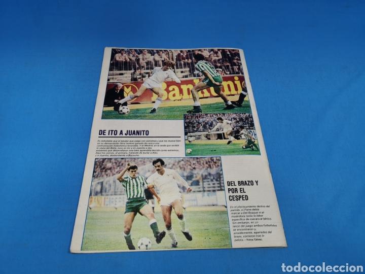 Coleccionismo deportivo: Revista AS COLOR NUM. 548. ¡300 MILLONES!. PÓSTER REAL RACING CLUB - Foto 3 - 193988466