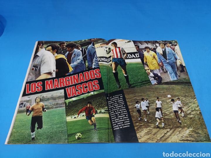 Coleccionismo deportivo: Revista AS COLOR NUM. 386. ATLÉTICO; 134 MILLONES - Foto 2 - 193989697