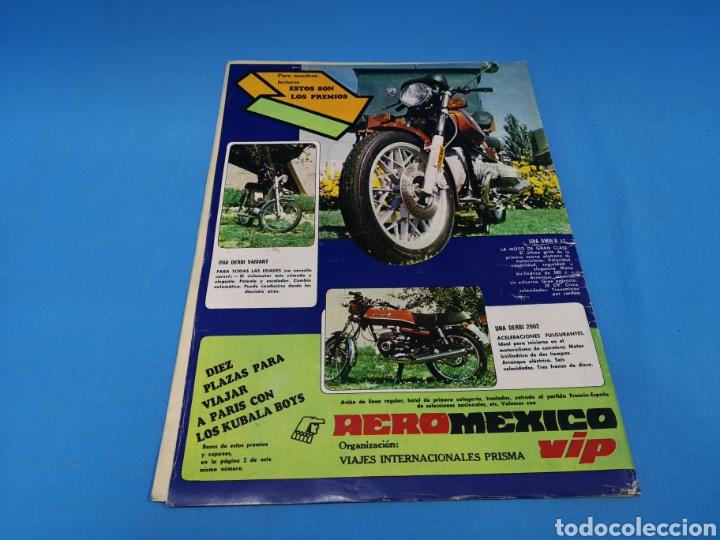 Coleccionismo deportivo: Revista AS COLOR NUM. 386. ATLÉTICO; 134 MILLONES - Foto 3 - 193989697