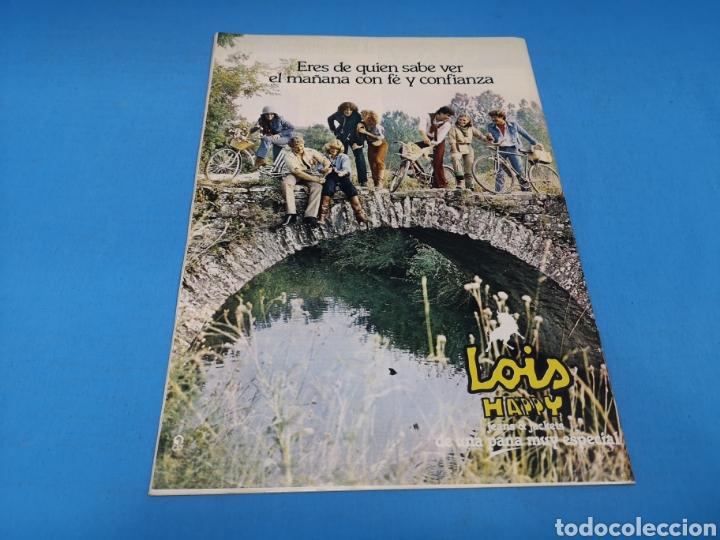 Coleccionismo deportivo: Revista AS COLOR NUM. 334. TRES PARA EL NUEVE. EL RAYO SE SOLTÓ EL PELO - Foto 3 - 193992445