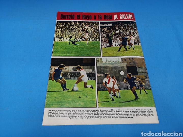 Coleccionismo deportivo: Revista AS COLOR NUM. 361. ¡YA ESTÁ! PÓSTER CENTRAL REAL MADRID DE BALONCESTO, CAMPEÓN DE EUROPA - Foto 3 - 193992695