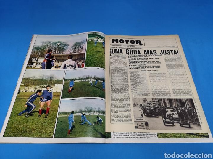 Coleccionismo deportivo: Revista AS COLOR NUM. 360. OTRA... ¡Y VAN SEIS! - Foto 2 - 193992917