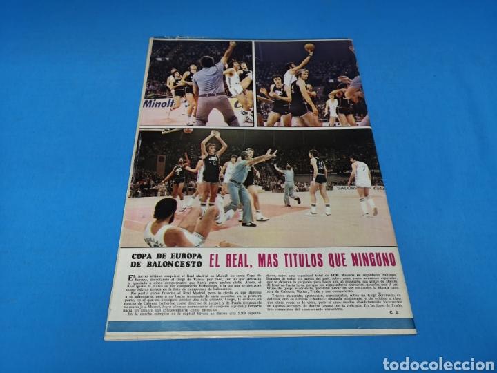 Coleccionismo deportivo: Revista AS COLOR NUM. 360. OTRA... ¡Y VAN SEIS! - Foto 3 - 193992917