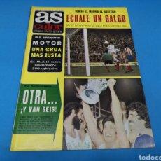 Coleccionismo deportivo: REVISTA AS COLOR NUM. 360. OTRA... ¡Y VAN SEIS!. Lote 193992917