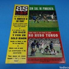 Coleccionismo deportivo: REVISTA AS COLOR NUM. 359. SIN SAL NI PIMIENTA. GANÓ EL ATLÉTICO AL SEVILLA. Lote 193993140