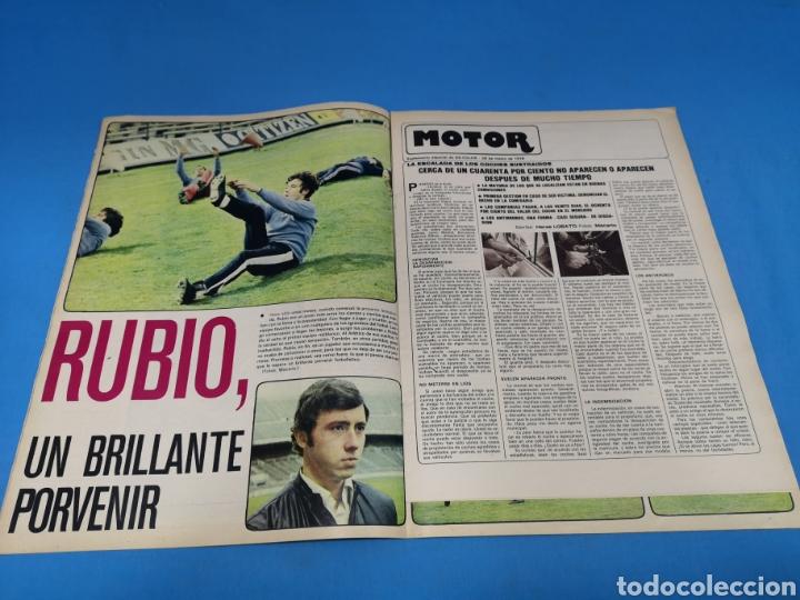 Coleccionismo deportivo: Revista AS COLOR NUM. 358. PALIZÓN EL REAL, A LA REAL. SUPLEMENTO DEL MOTOR - Foto 2 - 193993432