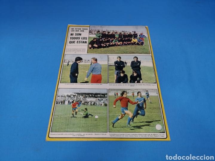 Coleccionismo deportivo: Revista AS COLOR NUM. 358. PALIZÓN EL REAL, A LA REAL. SUPLEMENTO DEL MOTOR - Foto 3 - 193993432