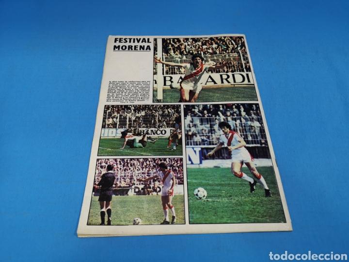 Coleccionismo deportivo: Revista AS COLOR NUM. 459. ENEMIGO PEQUEÑO. PÓSTER CENTRAL NOTTINGHAM FOREST 1979-80 SUPERCAMPEON EU - Foto 3 - 193994555