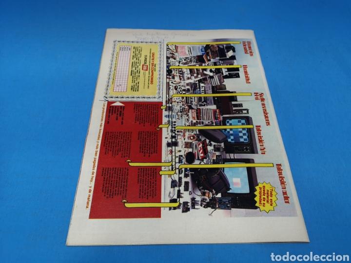 Coleccionismo deportivo: Revista AS COLOR NUM. 472. ITALIA: EUROCOPA. PÓSTER SELECCIÓN ESPAÑOLA FÚTBOL CAMPEÓN EUROCOPA 1964 - Foto 3 - 193995408