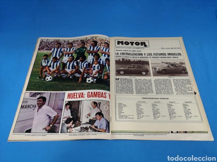 Coleccionismo deportivo: Revista AS COLOR NUM. 384. SE LO COMIÓ. EL Madrid se comió al Barcelona - Foto 2 - 193999613