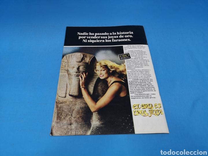 Coleccionismo deportivo: Revista AS COLOR NUM. 549. EL ATLÉTICO, DE BRUCES. PÓSTER CENTRAL DEL REAL BETIS BALOMPIE - Foto 3 - 194003165