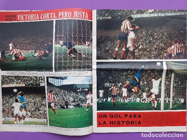 Coleccionismo deportivo: ANTIGUA REVISTA FUTBOL AS COLOR Nº 233 4 DE NOVIEMBRE 1975 POSTER CENTRAL U.D. SALAMANCA - Foto 3 - 194010821