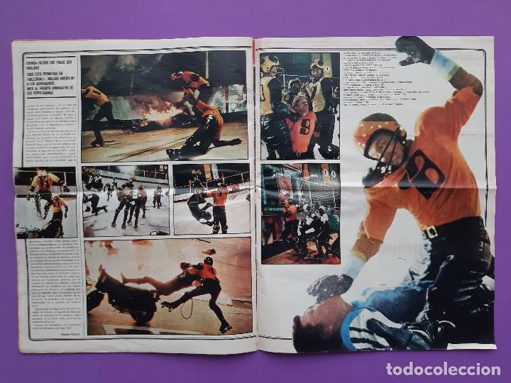 Coleccionismo deportivo: ANTIGUA REVISTA FUTBOL AS COLOR Nº 233 4 DE NOVIEMBRE 1975 POSTER CENTRAL U.D. SALAMANCA - Foto 7 - 194010821