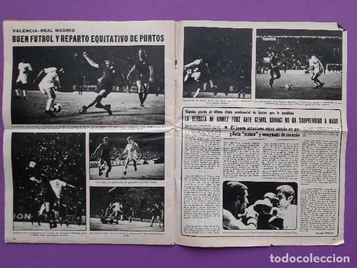 Coleccionismo deportivo: ANTIGUA REVISTA FUTBOL AS COLOR Nº 233 4 DE NOVIEMBRE 1975 POSTER CENTRAL U.D. SALAMANCA - Foto 8 - 194010821