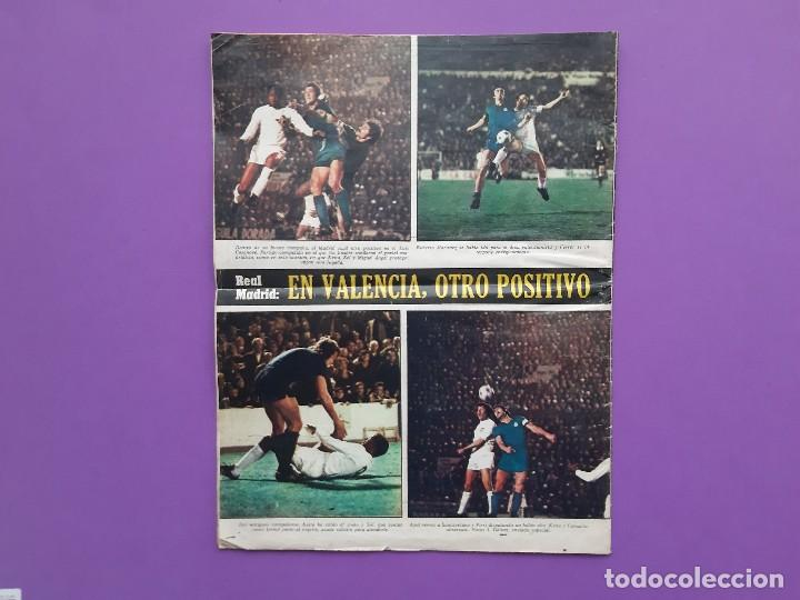 Coleccionismo deportivo: ANTIGUA REVISTA FUTBOL AS COLOR Nº 233 4 DE NOVIEMBRE 1975 POSTER CENTRAL U.D. SALAMANCA - Foto 9 - 194010821