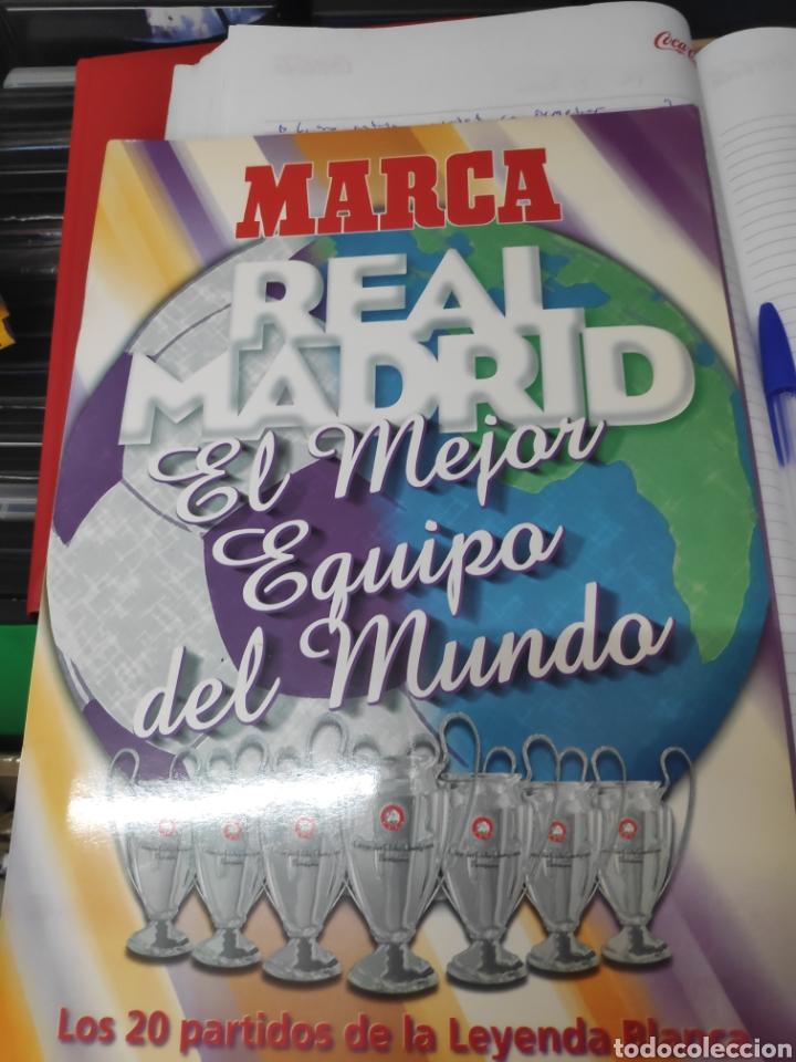 MARCA REAL MADRID EL MEJOR EQUIPO DEL MUNDO SIN CROMOS (Coleccionismo Deportivo - Revistas y Periódicos - Marca)