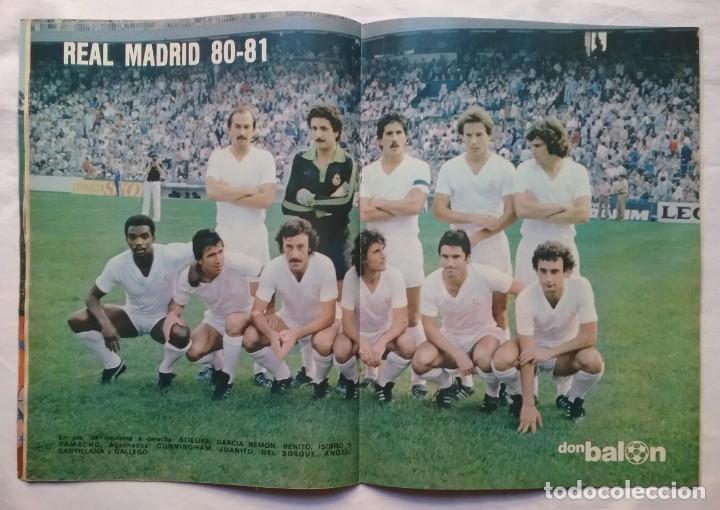 Coleccionismo deportivo: FÚTBOL REVISTA DON BALÓN LOTE 51 VER LISTADO - Foto 14 - 194130363